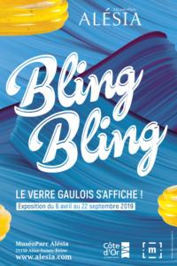 Bling-Bling ! Le verre gaulois s'affiche @ Muséoparc, Alésia
