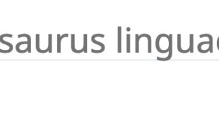 Le Thesaurus linguae Latinae (TLL) en accès libre !
