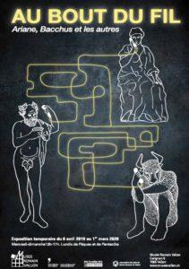 Au bout du fil; Ariane, Bacchus et les autres @ Musée romain de Vallon (Suisse)
