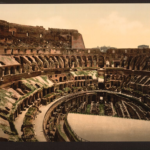 (Portfolio) Rome, en 1890