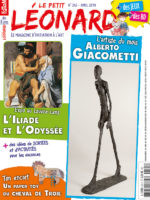 Le Petit Léonard #245 - Expo au Louvre-Lens : l'Iliade et l'Odyssée