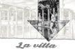 Activité (partielle) pour la visite de la Villa Hadriana