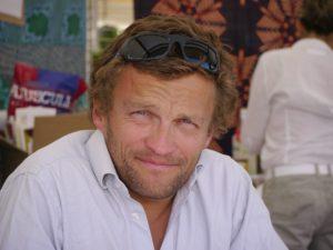 Sylvain Tesson, nouvel Ulysse pour un documentaire d'Arte