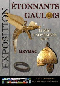 Étonnants Gaulois @ Musée Marius Vazeilles, Meymac en Corrèze