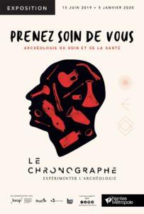 Prenez soin de vous ! Archéologie du soin et de la santé @ le Chronographe, 21 Rue Saint-Lupien, 44400 Rezé
