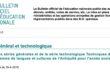 Confirmation officielle par le BO du maintien de Ménandre et Pétrone au programme pour le bac de l'an prochain