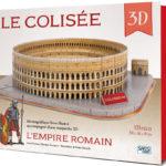 Le Colisée : maquette