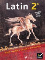Latin 2nde (Hatier 2019)