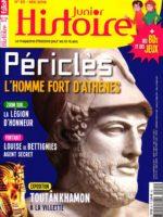 Histoire Junior #85 - Périclès, l'homme fort d'Athènes
