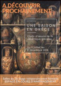 Une saison en Grèce @ Musée Boulogne-sur-Mer