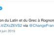 Une fois de plus, Nagui soutient le latin et le grec