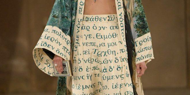 Dolce & Gabbana / Fendi  :  un défilé sous l'égide de l'Antiquité