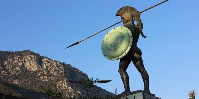 Rome et Sparte, cités antiques – 04-06-2018