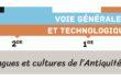 Nouveautés sur Eduscol : Programmes et ressources en langues et cultures de l'Antiquité (notamment quelques précisions concernant le portfolio)