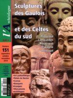 L'Archéologue #151 - Sculptures des Gaulois et des Celtes du sud