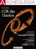 Archéologia #579 - L'or des Gaulois
