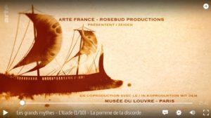 A savourer sur Arte.Tv : Les grands mythes - L'Iliade