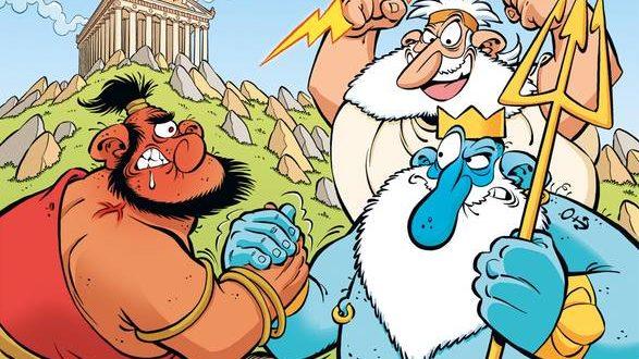 Les petits mythos, tome 10 : Vainqueur par chaos