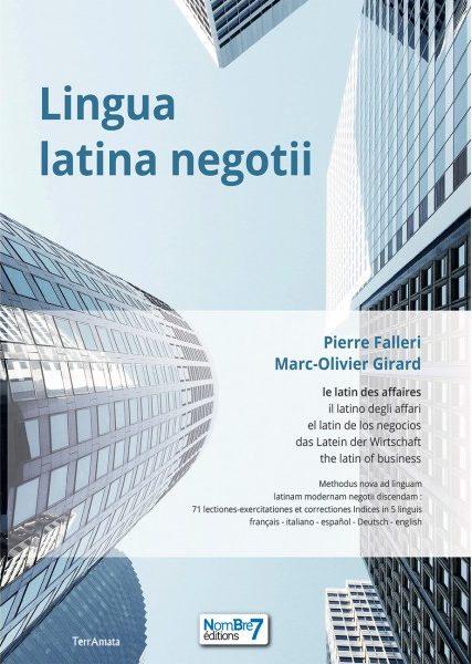 Lingua Latina Negotii – Le latin des affaires – Arrête ton char