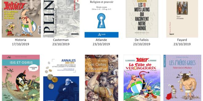 Publications des 23 et 24 octobre
