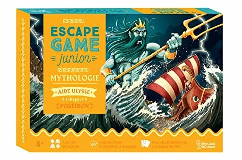 Escape Game Junior – Mythologie