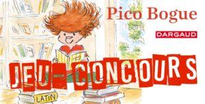 Résultats du Jeu-Concours - L'étymologie avec Pico Bogue
