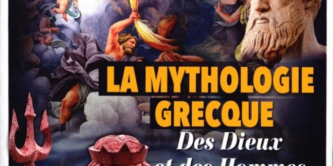 Questions d'Histoire #35 – La mythologie grecque : des dieux et des hommes