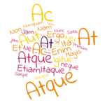 Adverbes, conjonctions & enclitiques latins: fiche-outil.