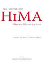 Revue internationale d'Histoire Militaire Ancienne – HiMA 8, 2019 Plutarque et la guerre