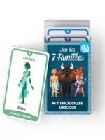 Mythologie grecque – 7 familles