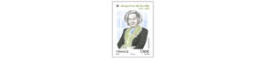 La Poste va commémorer les dix ans de la mort de Jacqueline de Romilly (1913-2010) avec un timbre (au tarif prioritaire de 1,16 €). Sortie nationale le 10 février (via le compte Twitter de la BSA de Lille @bsaLille3)