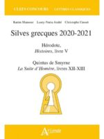 Silves grecques 2020-2021