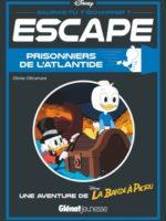 Escape ! Prisonniers de l'Atlantide