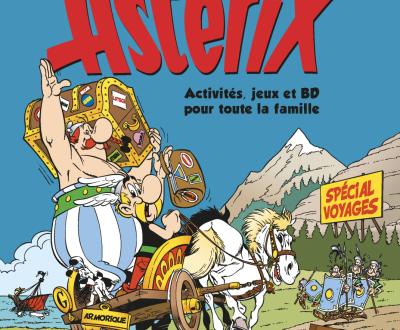 Le magazine Astérix à télécharger