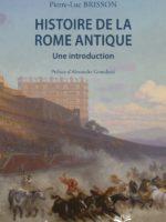 Histoire de la Rome antique - Une introduction