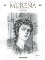 Murena #11 - Lemuria (version crayonnée)