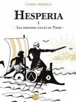 Hesperia #1 - Les derniers exilés de Troie