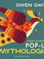 Mon premier pop-up de la mythologie : 15 créatures fantastiques
