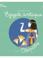 Voyage en Égypte antique avec Cléopâtre