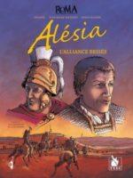 Alesia, l'alliance brisée