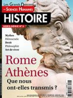 Rome, Athènes : que nous ont-elles transmis ?