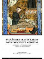 Succès des textes latins dans l'Occident médiéval