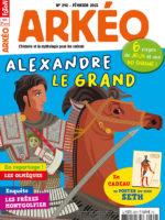 ARKÉO #292 - ALEXANDRE LE GRAND