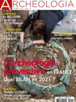 L'archéologie préventive en France
