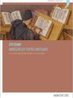 Epitome : Abréger les textes antiques