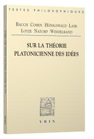 Sur la théorie platonicienne des idées