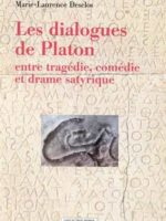 Les dialogues de Platon, Entre tragédie, comédie et drame satyrique