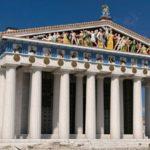Grec 3ème - Fiche sur le Parthénon
