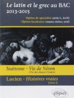 Le latin et le grec au bac 2013/2015