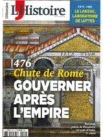 Chute de Rome : gouverner après l'empire
